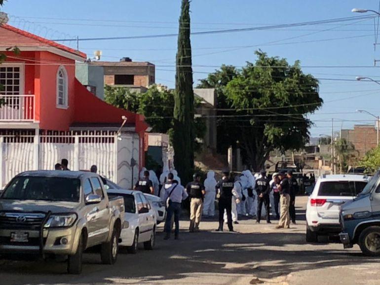 Fiscalía despliega operativo en Tonalá en busca de los estudiantes de cine
