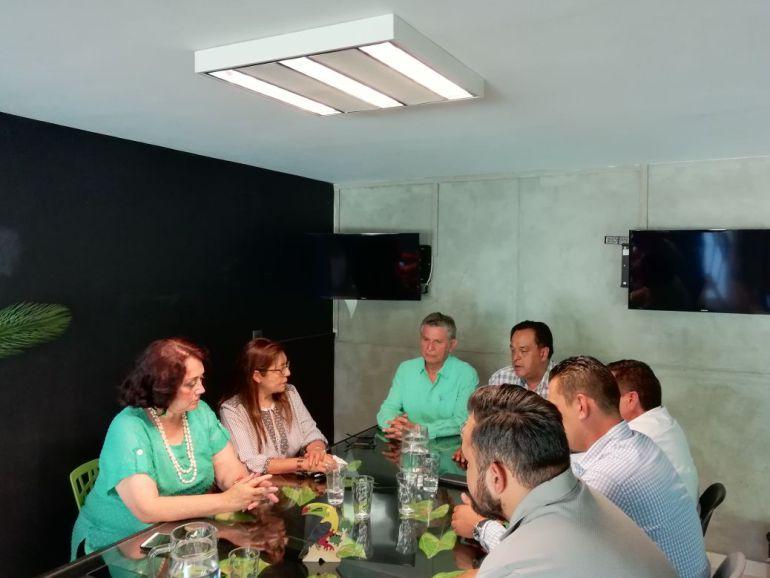 Salvador Cosío solicita cambiar el formato del debate a la gubernatura