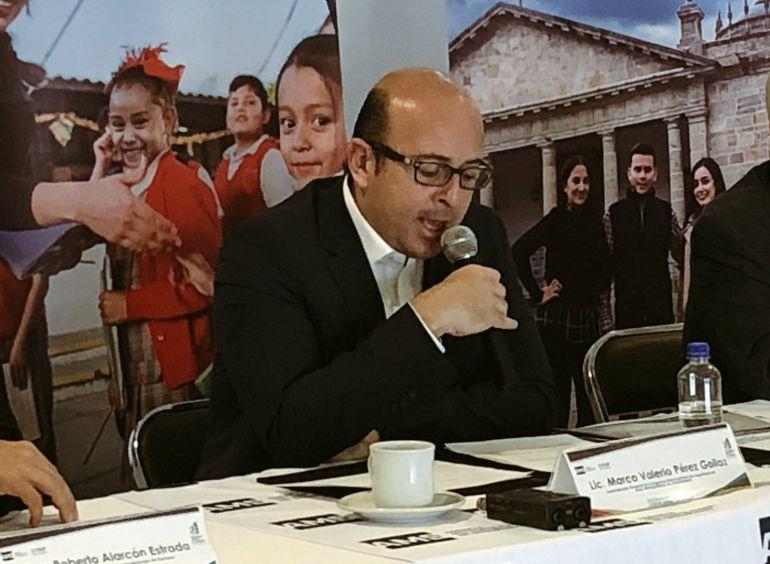 Dan resultados las mesas de seguridad: Marco Valerio