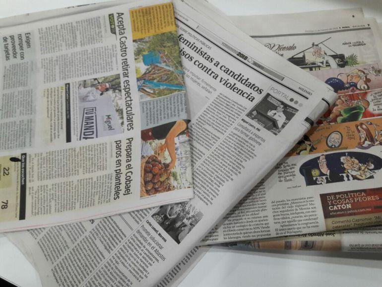 PRI y Alfaro acaparan medios en cobertura electoral: monitoreo UdeG