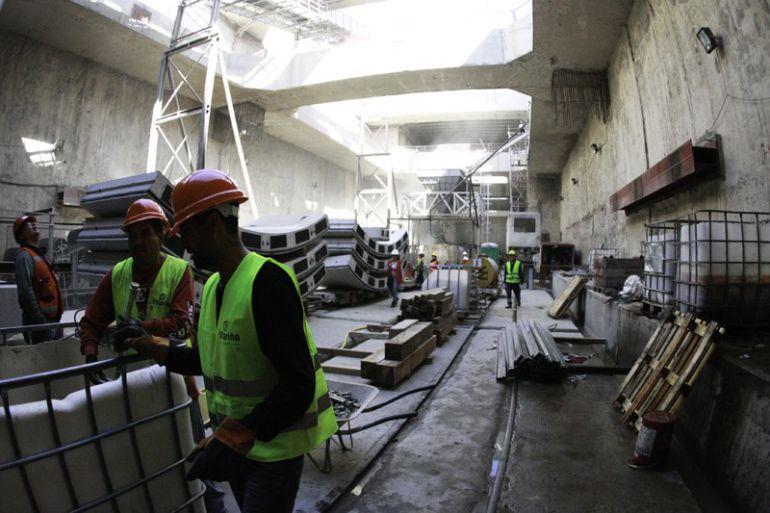 Pronostican baja de empleos al concluir las obras de la Línea 3