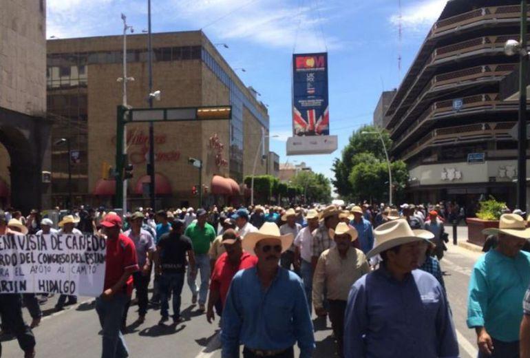 Agricultores de la Ciénega anuncian movilizaciones