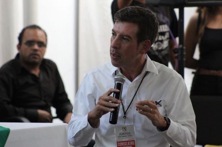 Candidato del PRI a la gubernatura de Jalisco, califica positiva su campaña