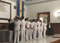 Se gradúan alumnos de enfermería en Guadalajara