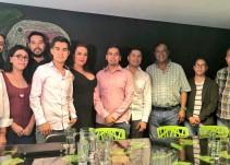 Cosío Gaona se compromete con la comunidad LGBT