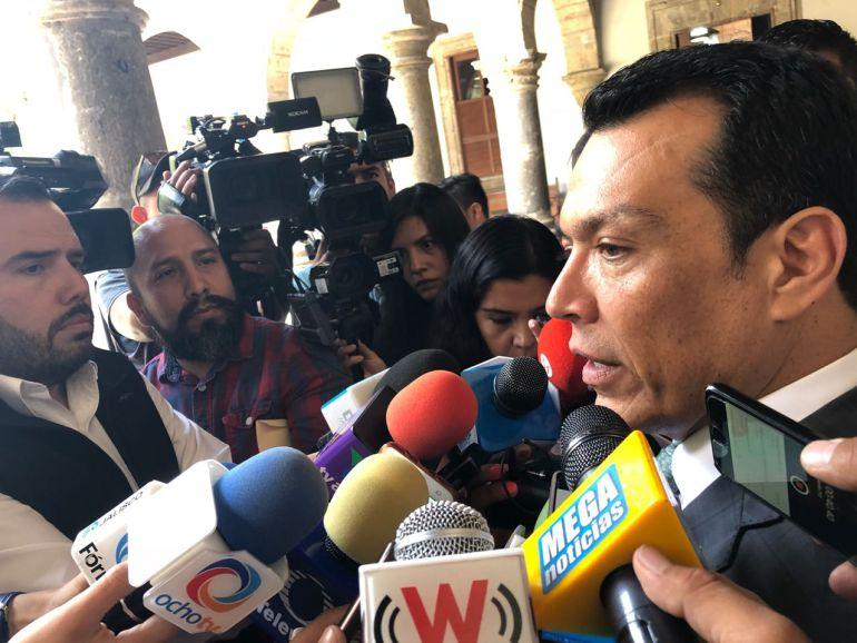 Se informa la baja de delitos en reunión con los alcaldes de la ZMG