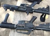Encuentran armas tras persecución en Tlaquepaque