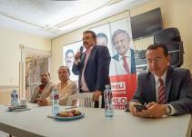 Lomelí regresará a los municipios de Jalisco para reafirmar sus propuestas