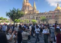 Bajó el tiempo de desalojo durante macrosimulacro en Jalisco