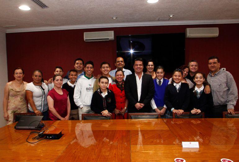 Alumnos de Jalisco participarán en el RoboRave