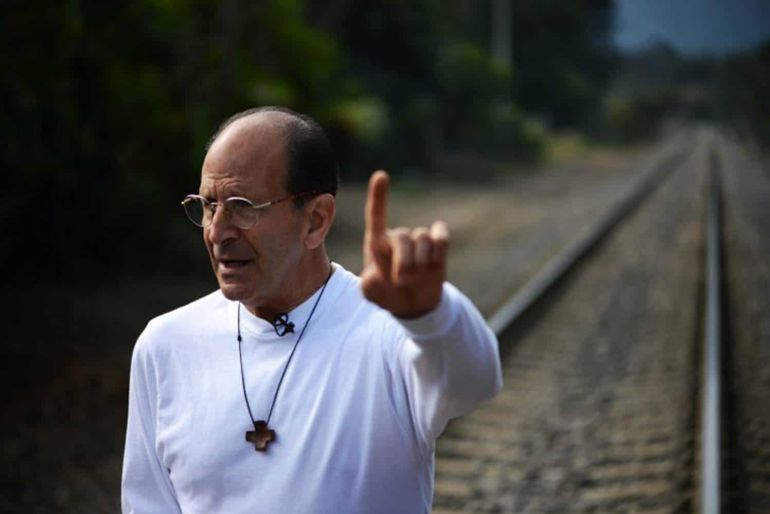Padre Solalinde asesoraría a Lemus en materia de migrantes y desaparecidos