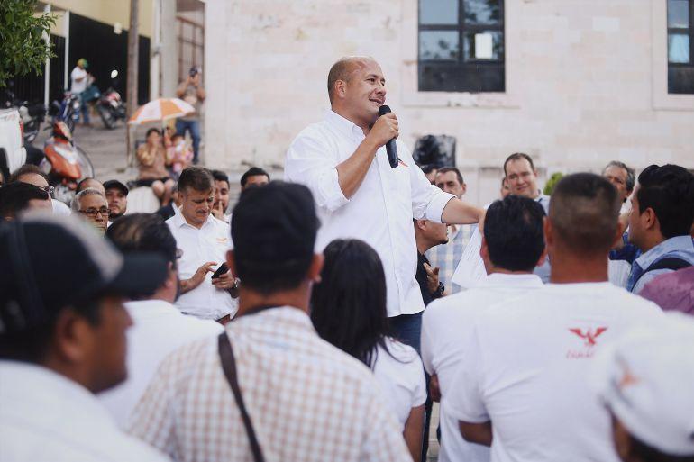 Promete Alfaro defender Temaca