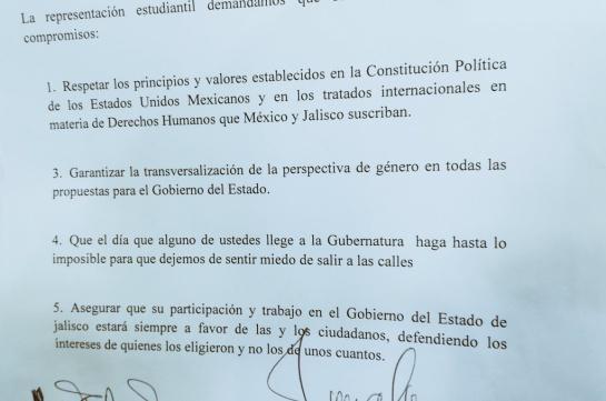 Foro #Construyamos2018: un calentamiento del debate entre candidatos a Gobernador
