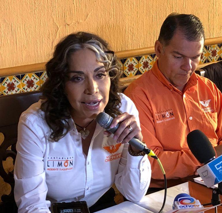 MC presenta queja por plagio contra candidato independiente