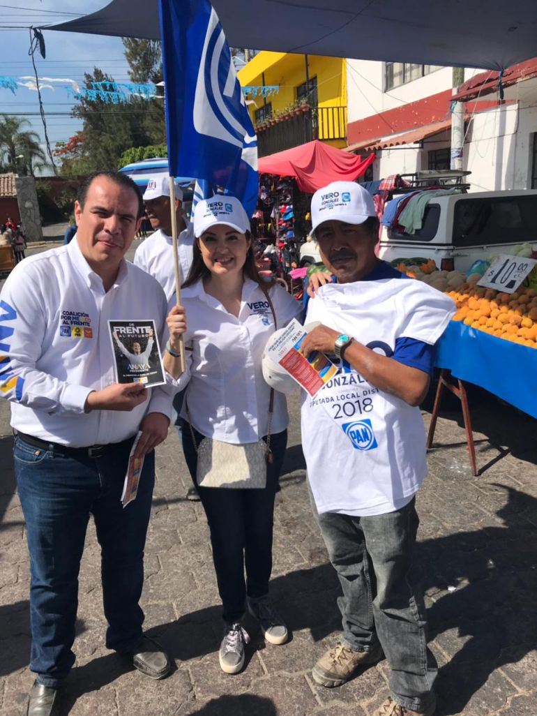 Avanza campaña de Ricardo Anaya en Jalisco