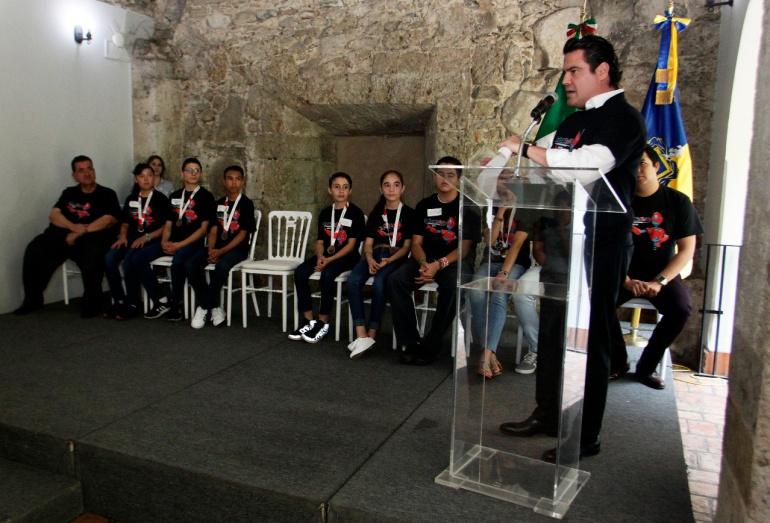 Jalisco será la sede de RoboRave en 2021