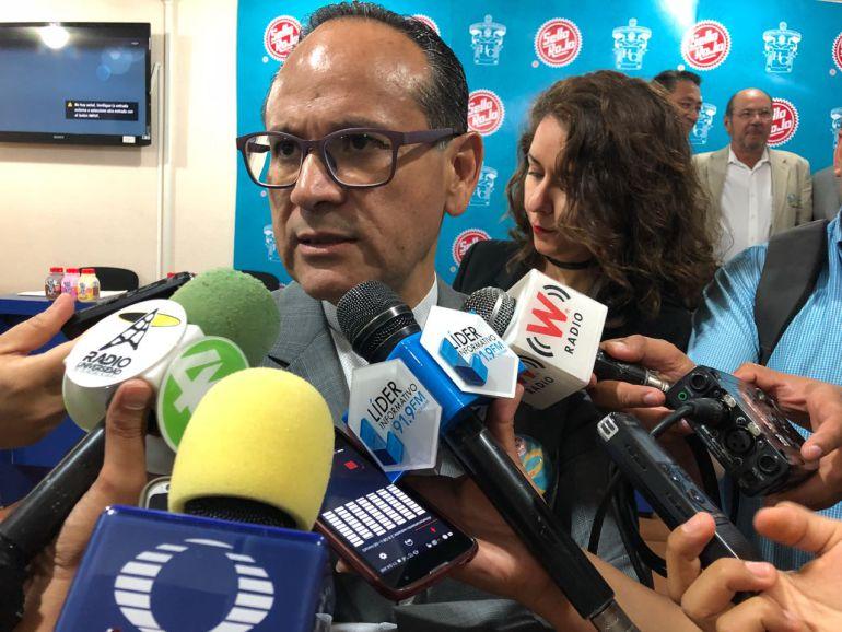 HCG espera pago del Seguro Popular al término de mayo