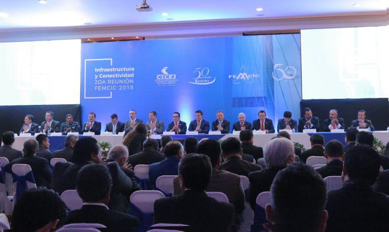 Inauguran reunión nacional FEMCIC