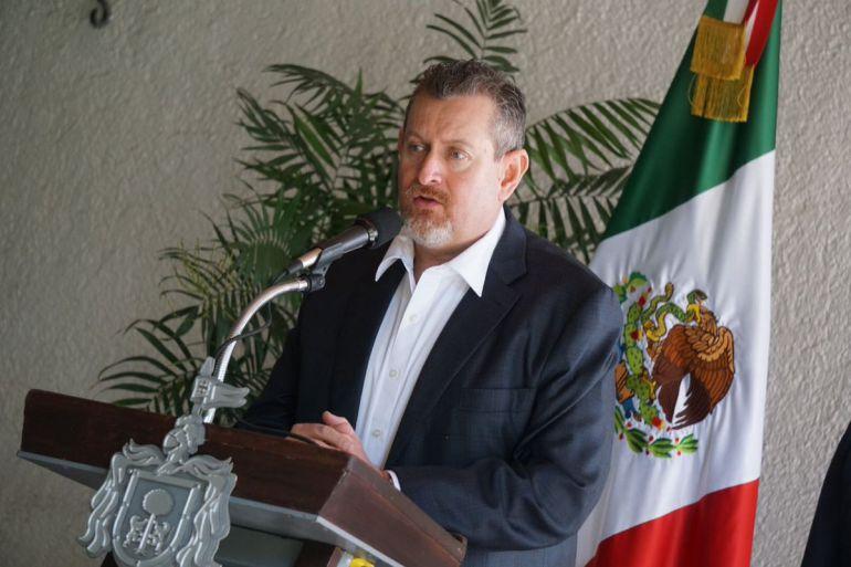 Luis Carlos Nájera niega haber recibido amenazas