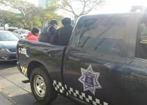 Policía de Guadalajara refuerza la zona de Chapultepec, tras atentado a Nájera