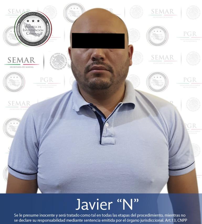 PGR detiene al importador de químicos del CJNG en Guadalajara