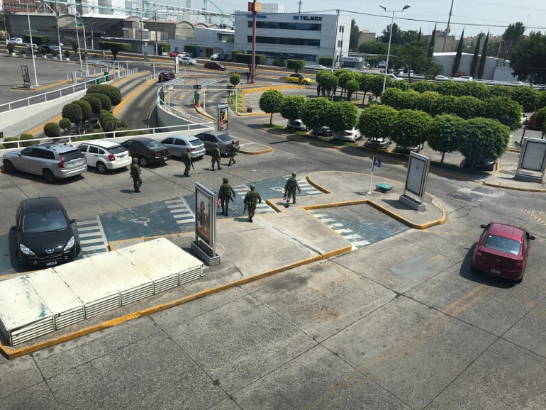 Fuerzas federales realizan distintos operativos en la ZMG