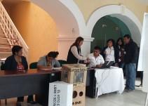 Listas 60% de las mesas receptoras en Jalisco