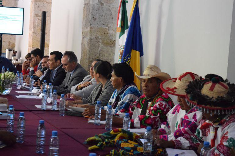 Instalarán mesa técnica para resolver disputa territorial entre Jalisco y Nayarit