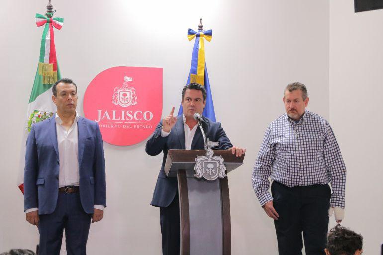 Se va Luis Carlos Nájera de la Secretaría del Trabajo