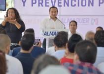 Propone Almaguer equipar unidades médicas municipales para dializar