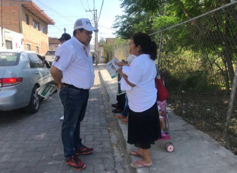 Reforzar seguridad en el Distrito 16, prioridad de Luis Córdoba