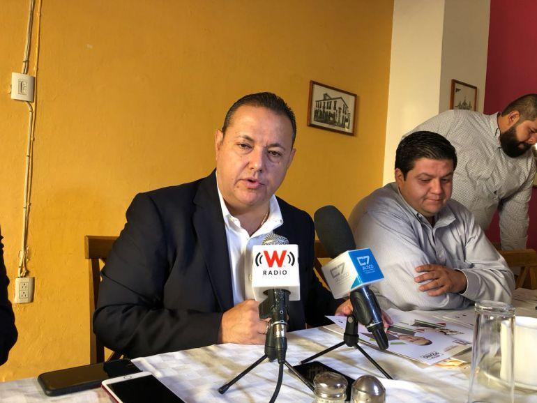 Héctor Pizano llama a los diputados a aprobar reformar pendientes