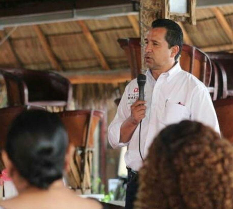 Nicolás Maestro promete mejorar las políticas públicas en materia de seguridad
