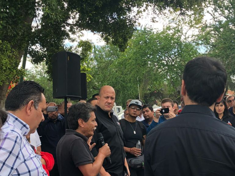 Impulsará Enrique Alfaro un fondo para el retiro dirigido a los taxistas