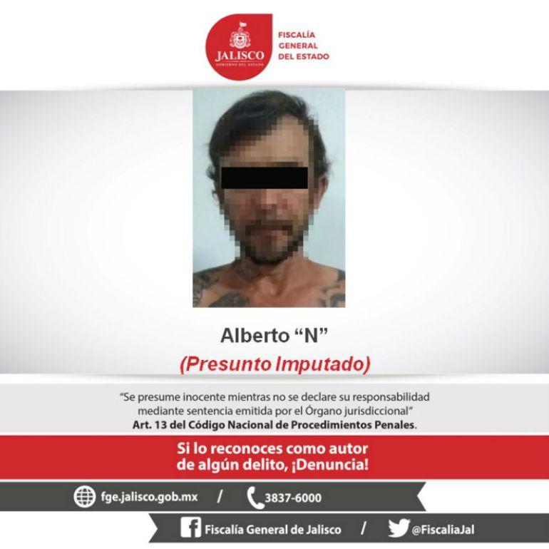 Envían a Puente Grande a secuestrador de visitador de la CEDHJ