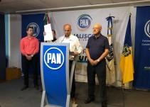 Candidato del PAN interpone denuncia por entrega de licencia a Plaza Patria