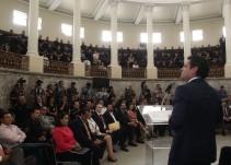 Aristóteles Sandoval hace entrega del premio Jalisco 2018