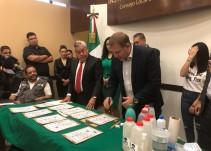 INE realiza pruebas de calidad en materiales electorales