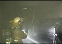 Incendio en bodega de productos cárnicos en Guadalajara deja pérdidas millonarias