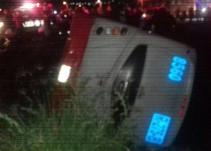 Accidente de la ruta 275 B deja seis muertos y varios heridos