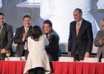 Aristóteles Sandoval destaca ante empresarios logros de su administración