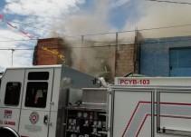 Experimento con bomba molotov deja dos viviendas dañadas en Zapopan