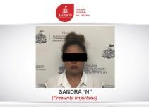 Detienen a una secuestradora de Jocotepec