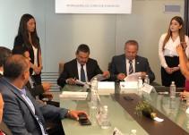 Abogados firman convenio en colaboración con la Fiscalía Anticorrupción