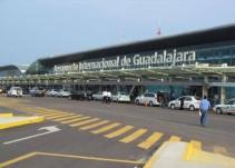 Decomisan 90kg de marihuana en el Aeropuerto de Guadalajara