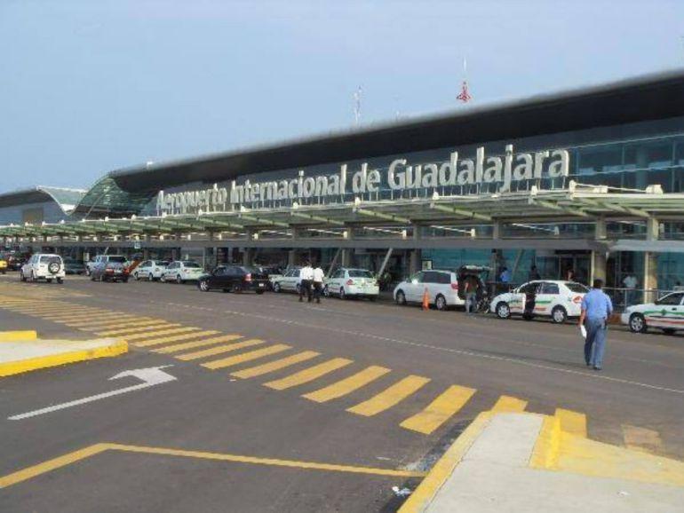 Decomisan marihuana en Aeropuerto de Guadalajara: Decomisan 90kg de marihuana en el Aeropuerto de Guadalajara