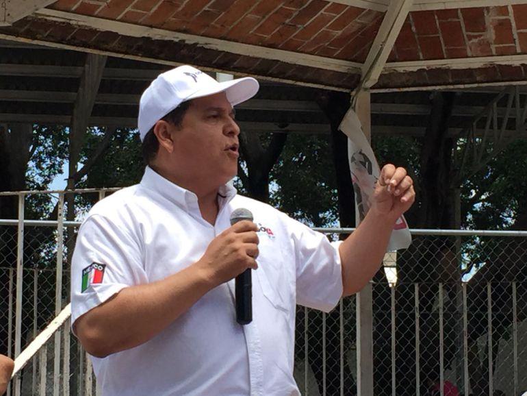 Candidato a diputado local intensifica su campaña en Tlaquepaque