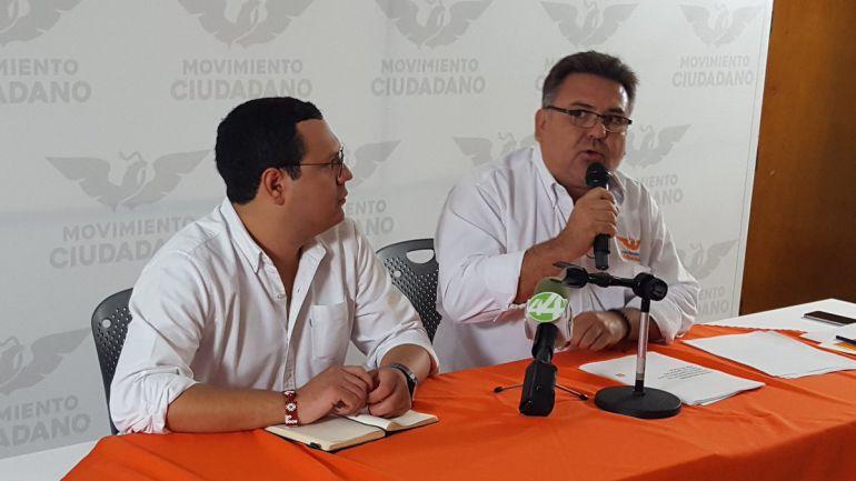 MC denuncia a Carlos Lomelí por no reportar gastos de campaña
