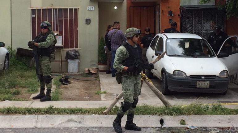 Esto encontró el Ejército en una finca de Tlajomulco