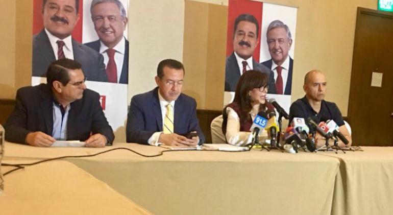 Morena lleva denuncias a la FGE por irregularidades en cuentas públicas de GDL y Zapopan